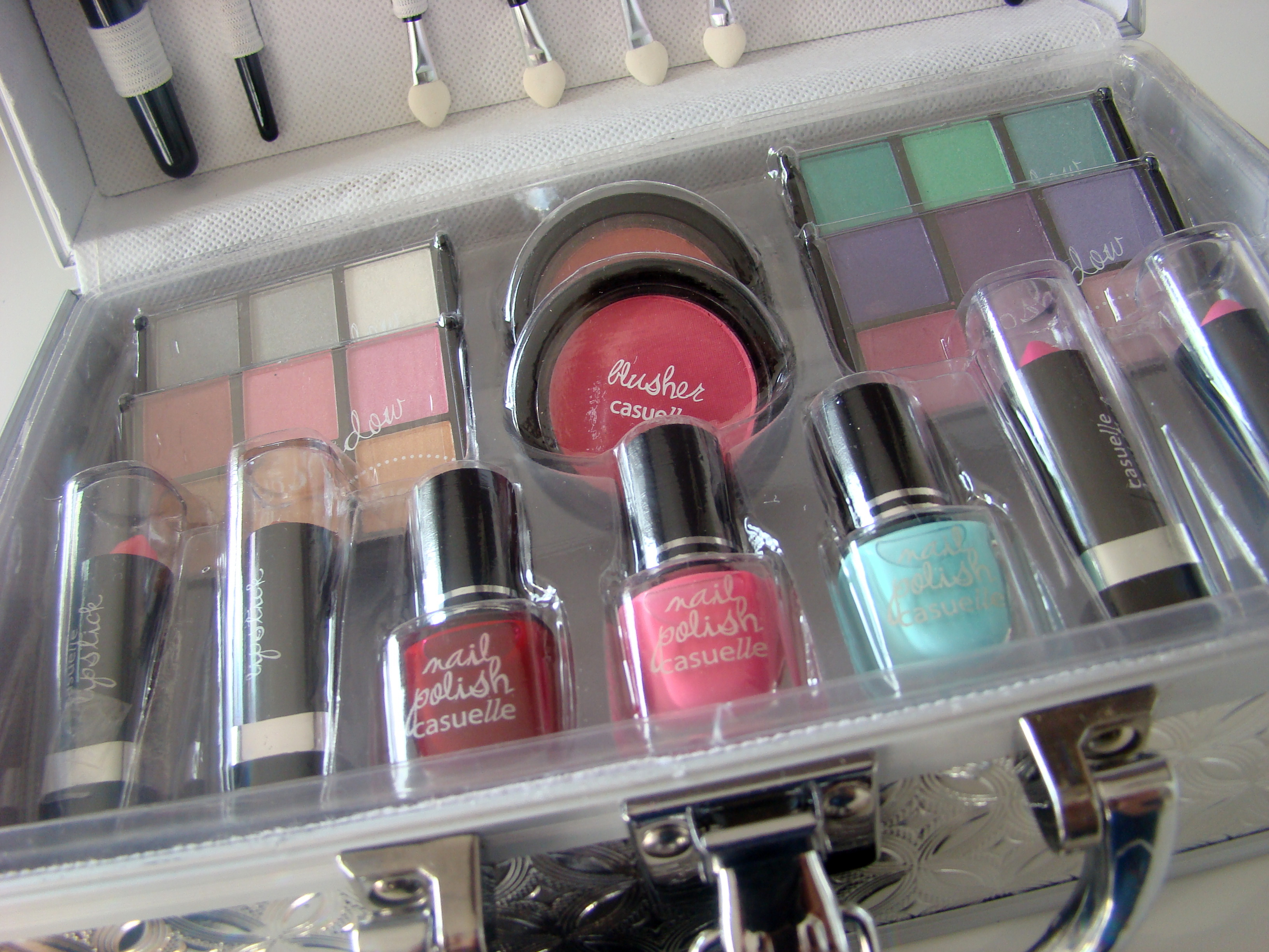 complete make up doos casuelle liketobeagirl